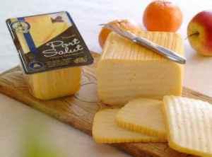 Prøv også Port Salut, ost.