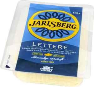 Prøv også Tine Jarlsberg lettost 16%.