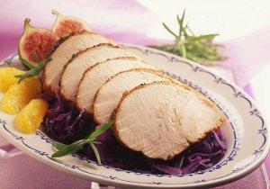 Prøv også Kalkun, kjøtt uten skinn, ovnstekt.