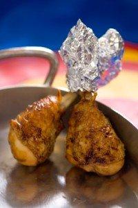 Prøv også Kylling, lårkjøtt med skinn, ovnstekt.