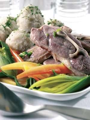 Bilde av Sau, fårekjøtt, lettsaltet, rå.