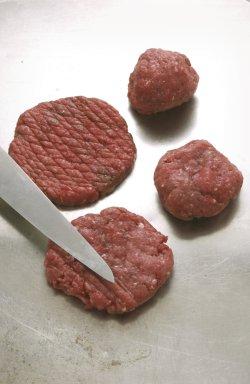 Bilde av Hamburger, rå.