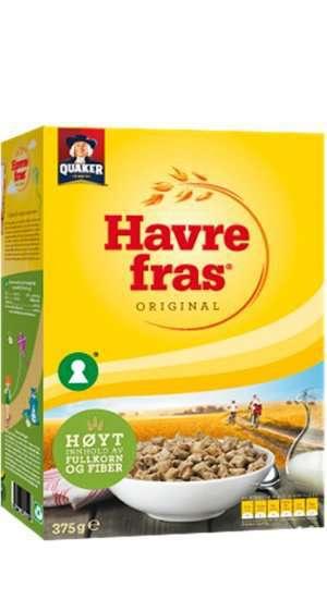 Prøv også Havreputer, type Havrefras.