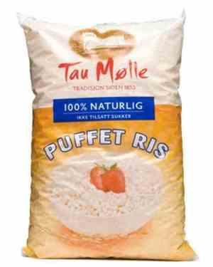 Prøv også Puffet ris.