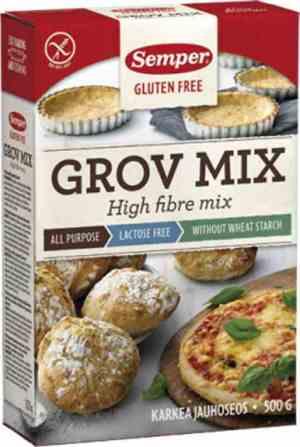 Prøv også Semper grov mix.