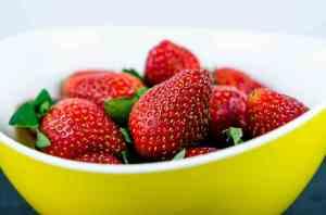 Prøv også Jordbær, rå.