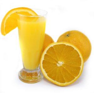 Prøv også Appelsinsaft, ublandet.