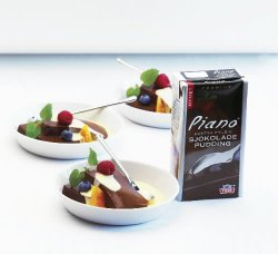 Prøv også Tine Piano Premium Ekstra Fyldig Sjokoladepudding.