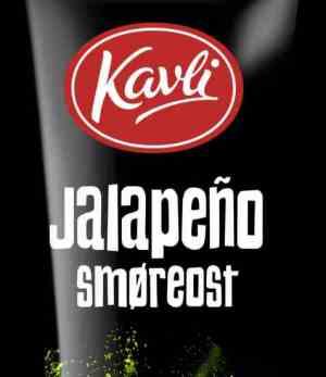 Prøv også Kavli Smaksrik Jalapeno Ost.