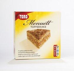 Prøv også Toro menuett Toffeekake.