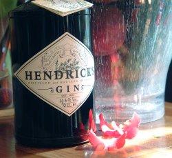Bilde av Hendrick s gin.