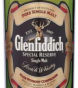 Bilde av Glenfiddich 12YO Special Reserve.