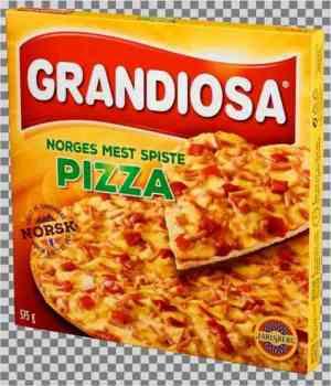 Prøv også Grandiosa original.