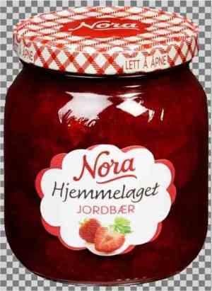 Prøv også Noras hjemmelaget jordbærsyltetøy.