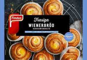 Prøv også Findus Wienerbrød.