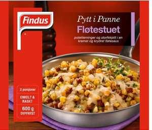 Prøv også Findus Pytt i Panne Fløtestuet.
