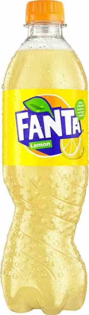 Prøv også Fanta Lemon.