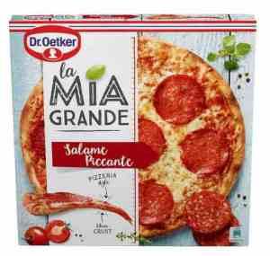 Bilde av La Mia Pizza Bianca.