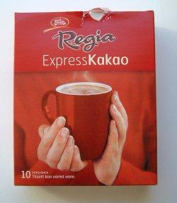 Bilde av Regia Express Kakao.