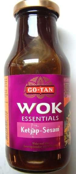 Bilde av Go-Tan wok essentials Ketjap Manis.