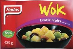 Bilde av Findus Wok Exotic Fruits.