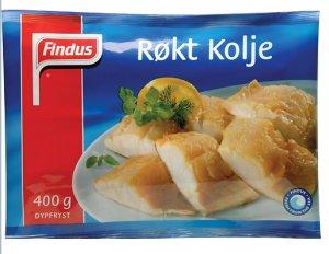 Prøv også Findus Røkt Kolje.