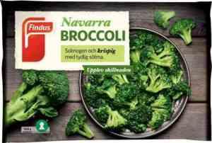 Prøv også Findus Broccoli Buketter.