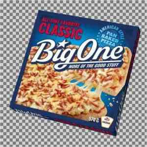 Prøv også Big One American Classic.
