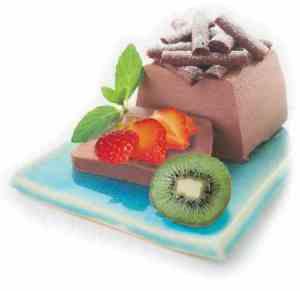 Prøv også Diplom Fromasj med sjokolade.