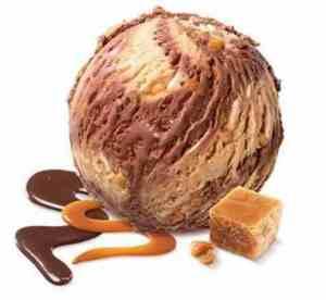 Bilde av Mövenpick chocolate.