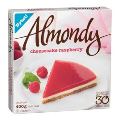Bilde av Almondy Cheesecake Raspberry.