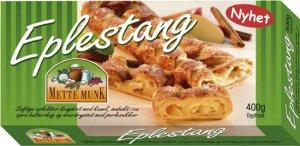 Prøv også Mette Munk, Eplestang.
