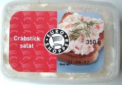 Bilde av Euroshopper Crabsticksalat.