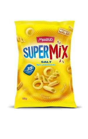 Prøv også Maarud Supermix Salt.