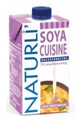 Prøv også Soya Cuisine, Naturli`.
