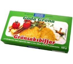 Bilde av Grønnsaksbiffer, vegetar, Dafgård.