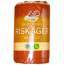Prøv også Riskaker med salt, økologisk, Green Valley.