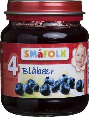 Prøv også Småfolk blåbær.