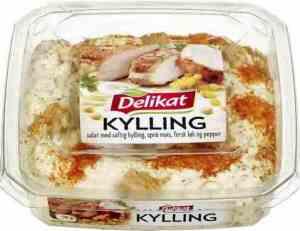Prøv også Delikat Kyllingsalat.