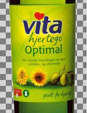 Prøv også Vita Hjertego´ olje.
