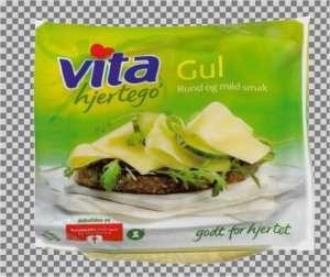 Prøv også Vita hjertego Gul med raps- og solsikkeolje.
