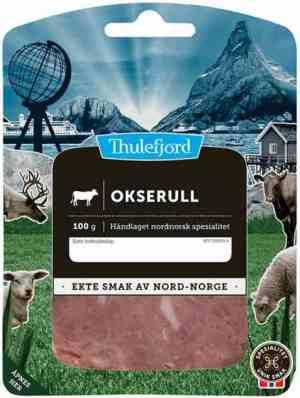 Prøv også Thulefjord Okserull.