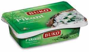 Prøv også Arla Buko Pikant.