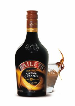 Prøv også Baileys Crème Caramel.