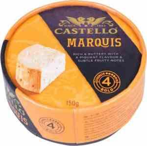 Prøv også Arla Castello Marquis.