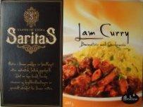 Bilde av Saritas lam i curry.