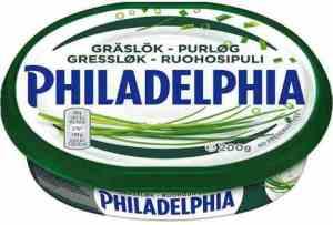Prøv også Philadelphia Light Gressløk Kremost.