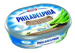 Bilde av Philadelphia Light vårløk og sort pepper.