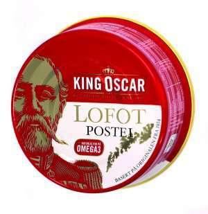 Prøv også King Oscar Lofot Postei.