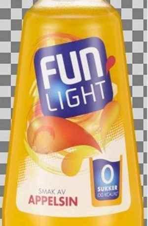Prøv også Fun Light Appelsin.